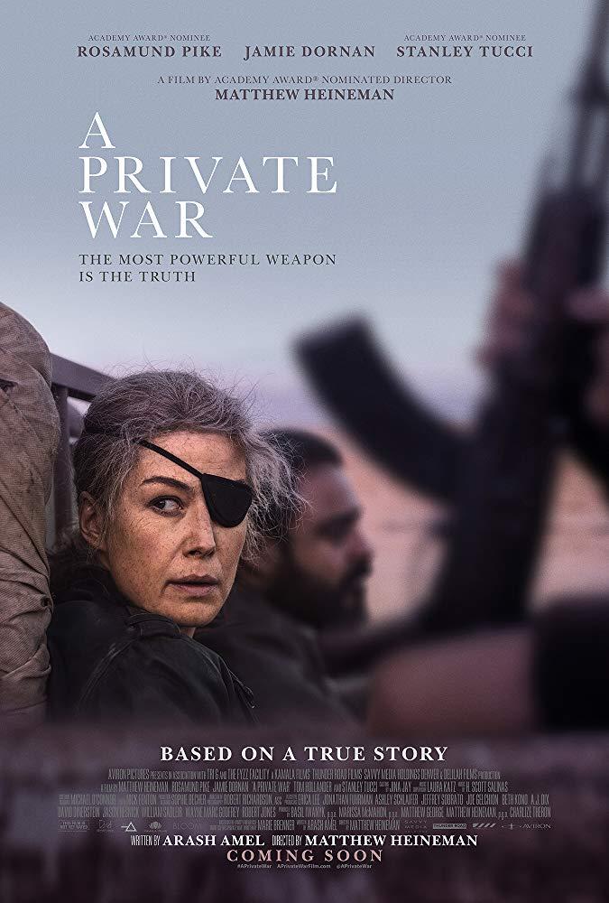 A Private War 2018 BluRay 1080p DTS-HD MA 5 1 x264-HDH