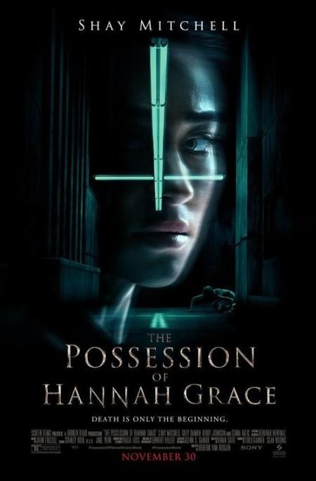 The Possession of Hannah Grace 2018 720p BluRay x264 Dual Audio Hindi DD 5 1 - English 2 0 ESub MW