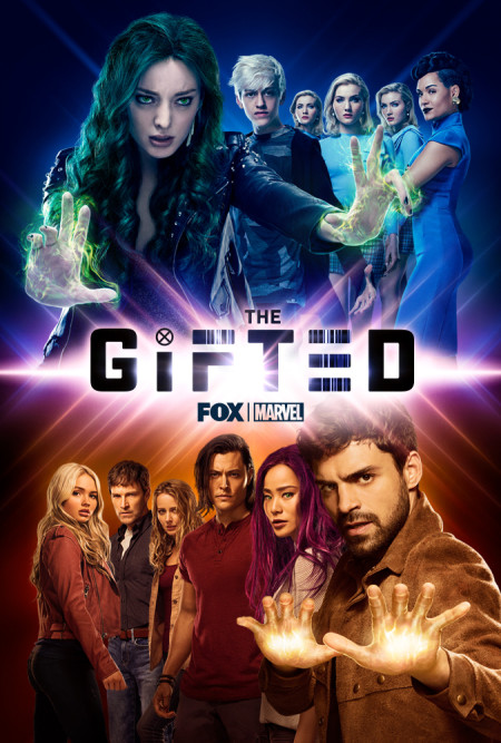 The Gifted S02E15 Monsters 720p WEB-DL DD5 1 H 264-LAZY