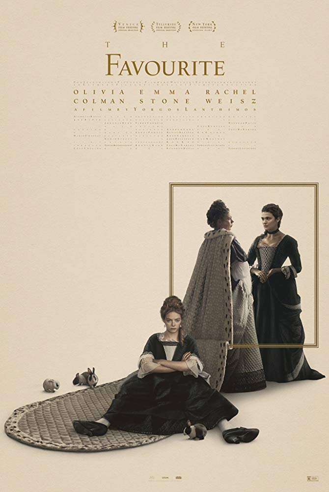 The Favourite 2018 720p BRRip x264 MkvCage