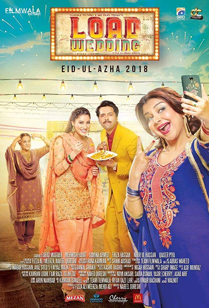 Load Wedding 2018 Urdu 720p WEBRip x264 AAC - LOKiHD