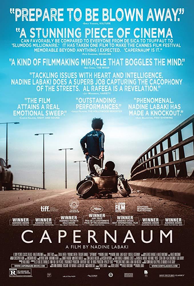 Capernaum 2018 BluRay 720p x264 1GB-XpoZ
