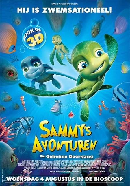Sammys Adventures The Secret Passage 2010 1080p BluRay H264 AAC-RARBG