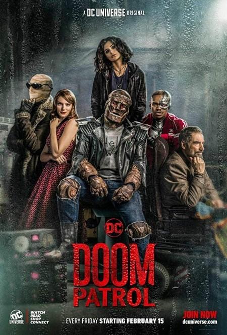 Doom Patrol S01E03 Puppet Patrol 720p DCU WEB-DL AAC2 0 H264-NTb