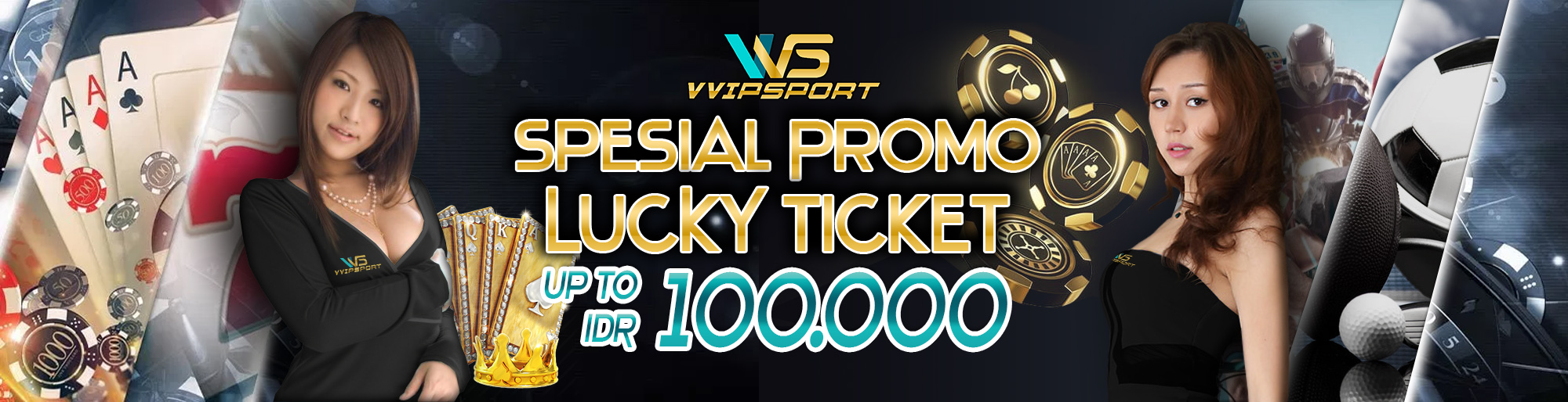 Lucky Ticket 88 VVIPSPORT