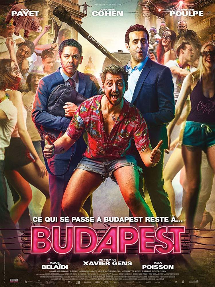 Budapest 2018 [WEBRip] [720p] YIFY