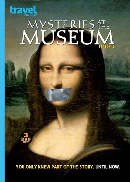 Mysteries At The Museum S23E10 Hurricane Ghost Deadly Christmas Gift HDTV x264-W4F