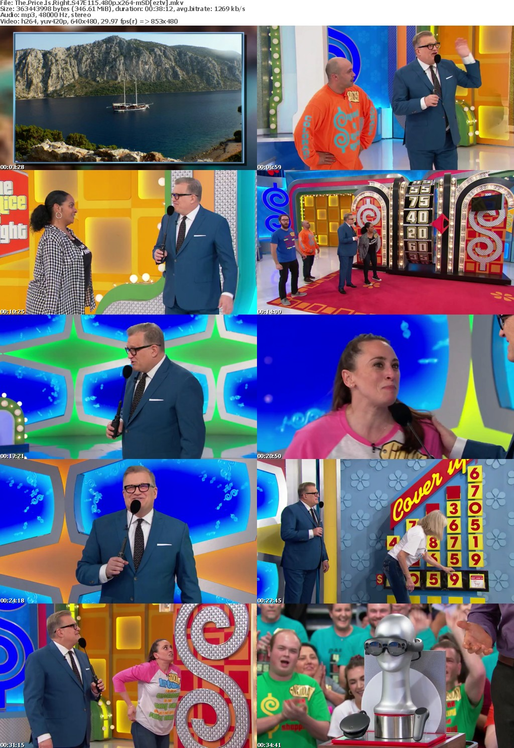 The Price Is Right S47E115 480p x264-mSD