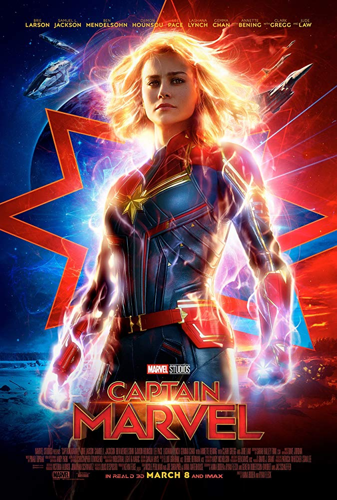 Captain Marvel 2019 HDCAM H264 AC3 ADS CUT OUT Will1869