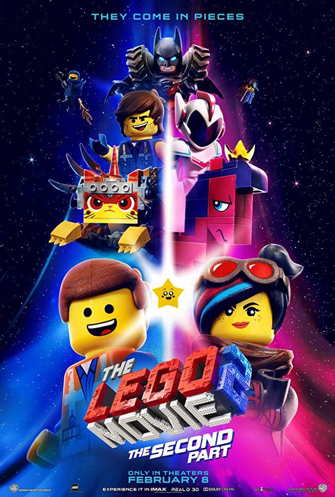 The Lego Movie 2 The Second Part 2019 HDRip AC3 X264-CMRG[EtMovies]