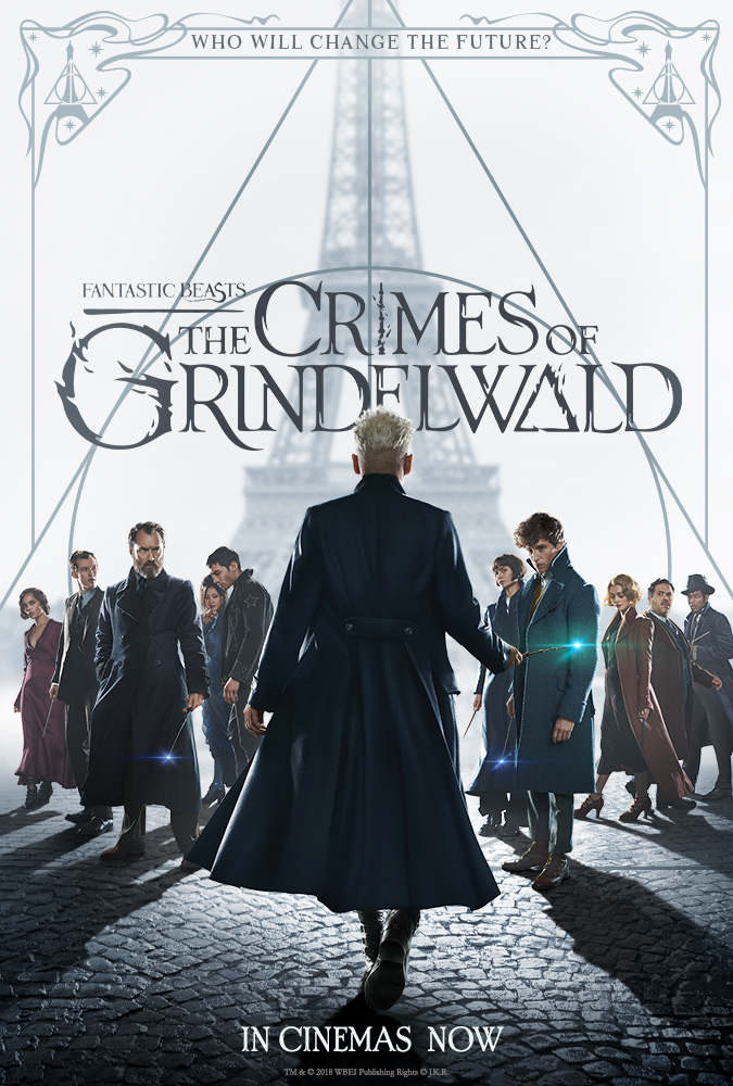 Fantastic Beasts The Crimes Of Grindelwald 2018 EXTENDED 720p BrRip 2CH x265 HEVC-PSA