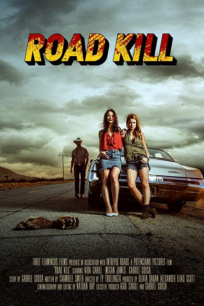 ROAD KILL 2019 720p HDRip x264 AAC-Tv21