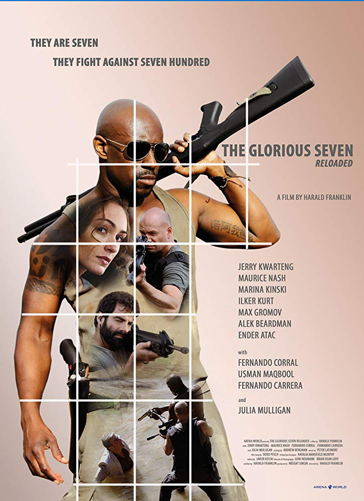 The Glorious Seven 2019 WEB-DL XviD MP3-FGT
