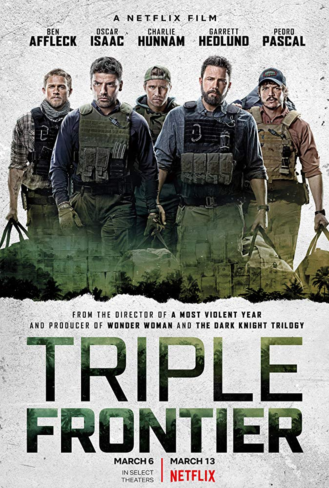 Triple Frontier 2019 WEBRip XviD MP3-FGT