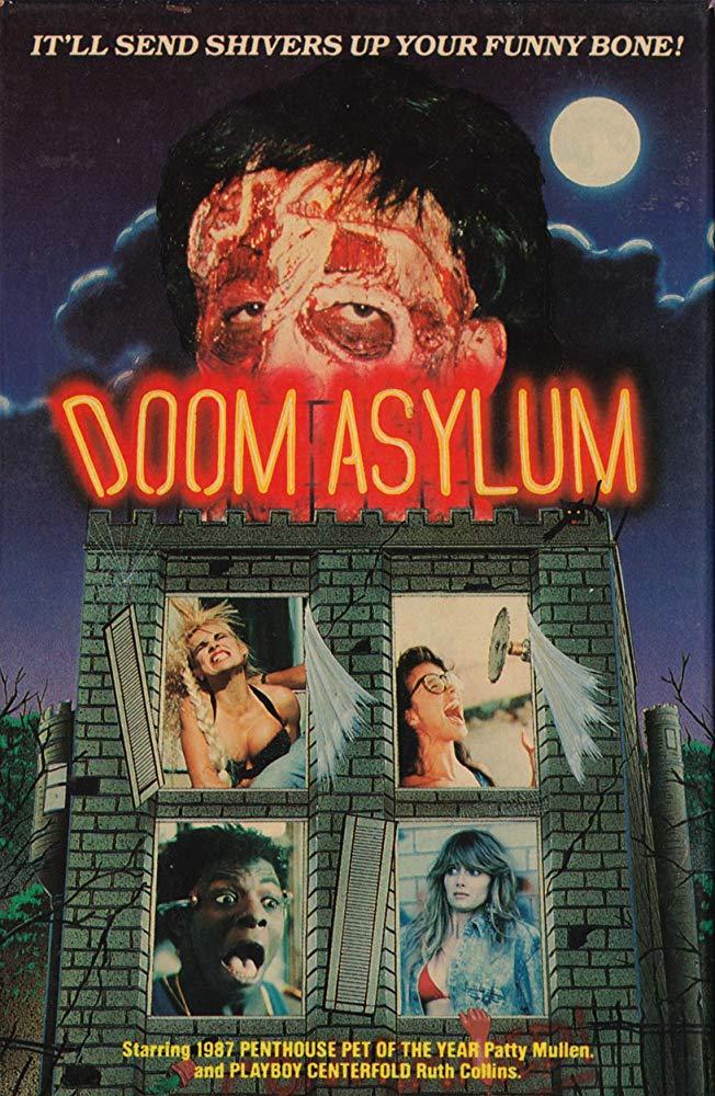 Doom Asylum 1987 BRRip XviD MP3-XVID