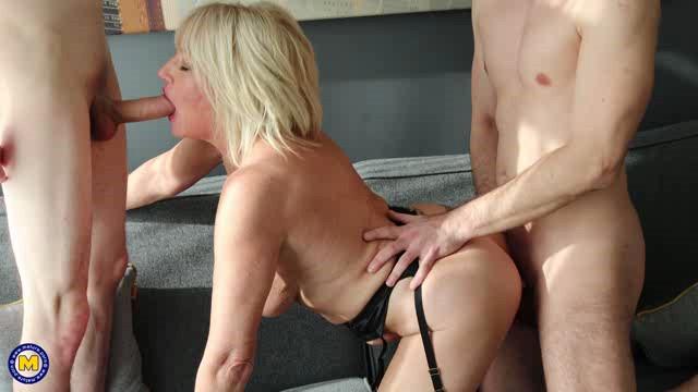 MatureNL 19 03 12 Amy Threesome XXX
