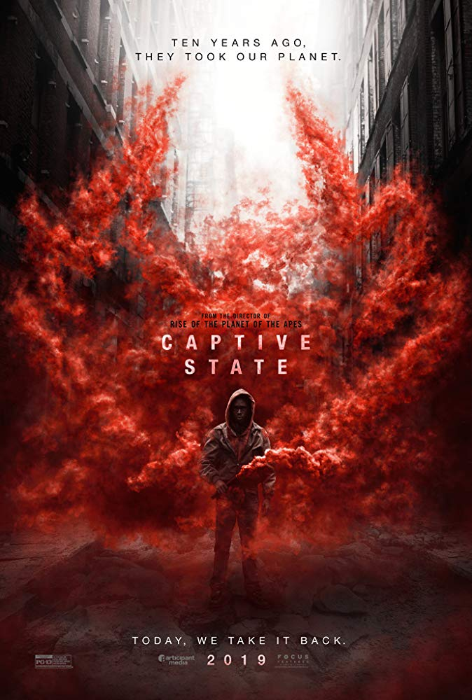 Captive State 2019 Movies HDCam x264 Clean Audio New Source with Sample