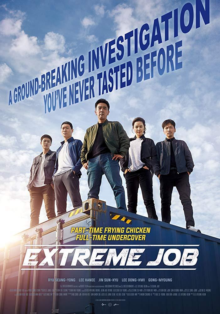 Extreme Job 2019 HDRip 720p Tv21