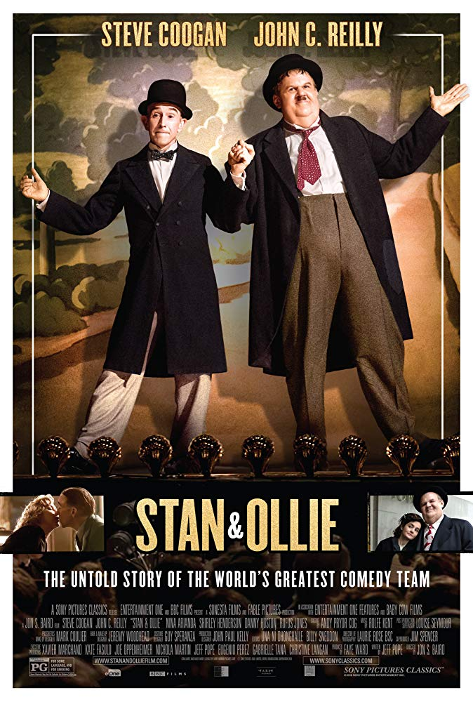 Stan and Ollie 2018 720p BRRip x264 AC3 DiVERSiTY