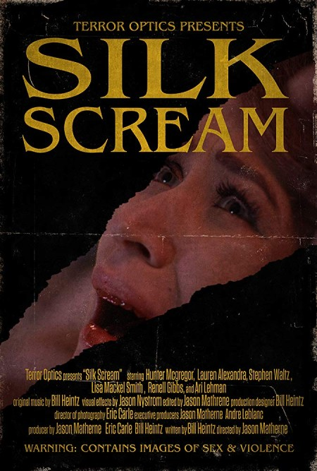 Silk Scream (2017) HDRip AC3 x264-CMRG