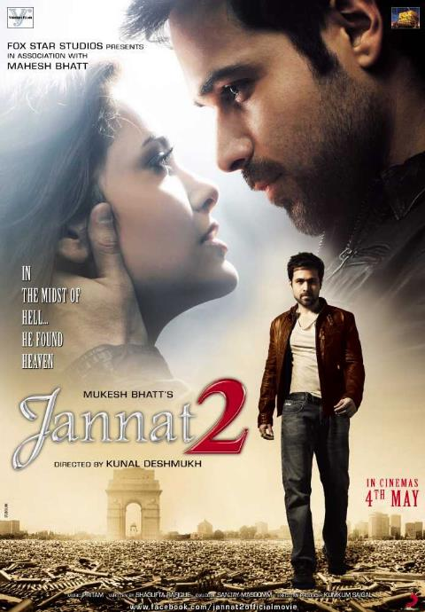 Jannat 2 (2012) Hindi 720p x264 AAC Team.DRSD