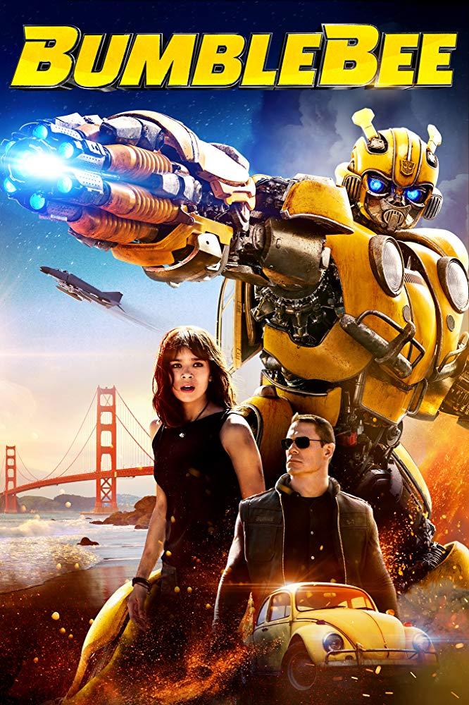 Bumblebee 2018 720p BluRay x264-SPARKS