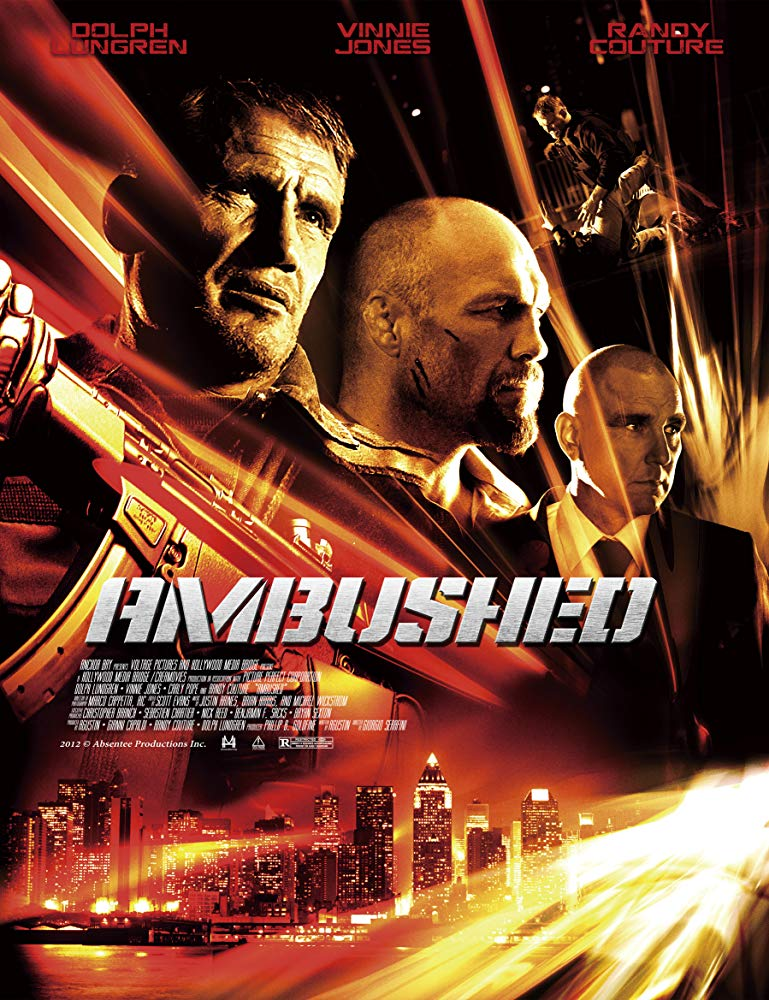 Ambushed 2013 BRRip XviD MP3-XVID