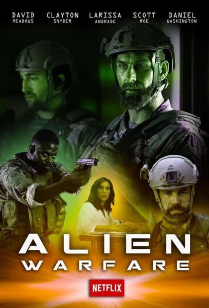 Alien Warfare 2019 1080p WEB-DL H264 AC3-EVO