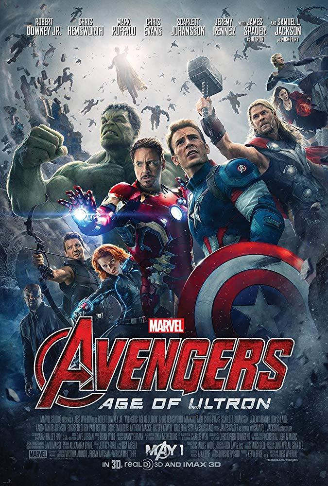 Avengers Age of Ultron (2015) x 800 (1080p) 5 1 - 2 0 x264 Phun Psyz
