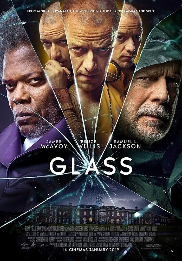 Glass 2019 1080p BluRay x264 DTS 5 1 MSubS - Hon3yHD