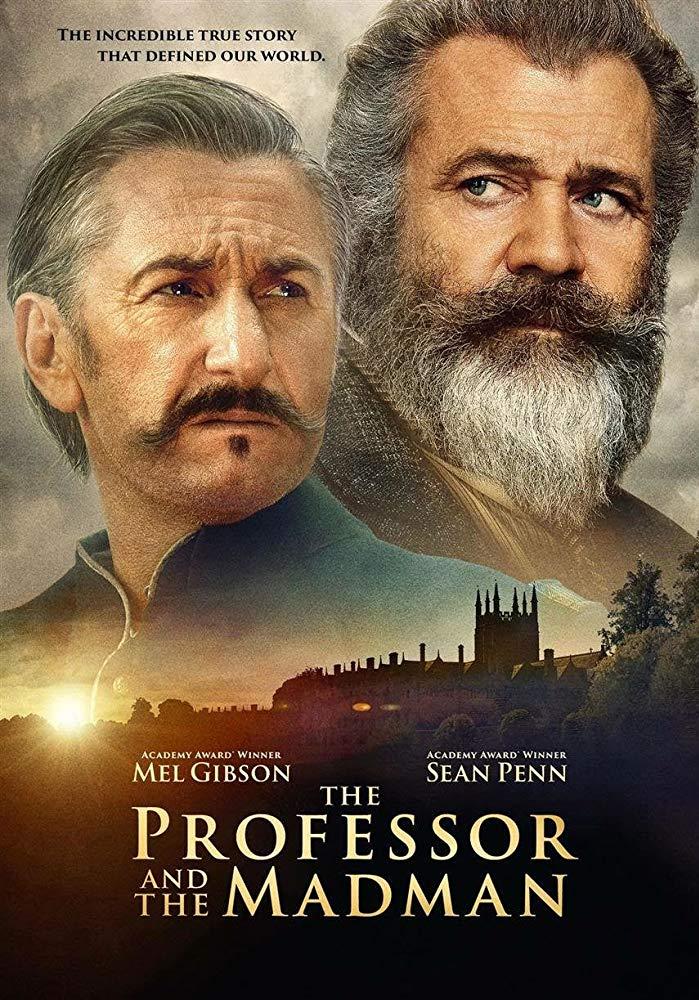 The Professor and the Madman 2019 HDRip AC3 x264-CMRG[TGx]