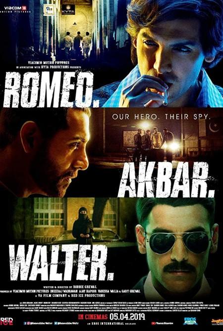 Romeo Akbar Walter 2019 HINDI 720p HDRip 900MB x264 AAC-BOLLYROCKERS
