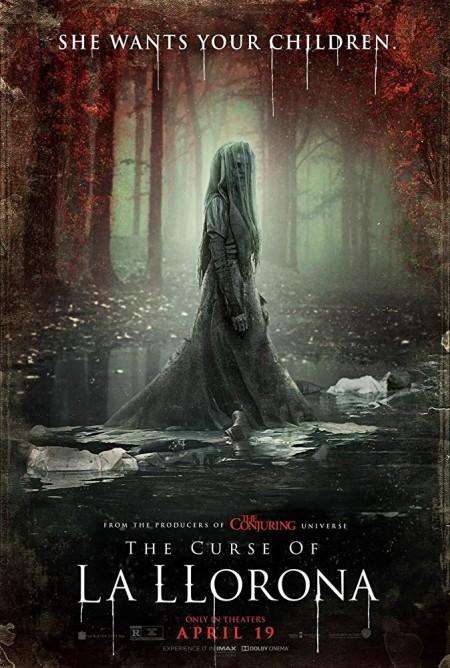 The Curse of La Llorona (2019) 720p HDCAM LATINO 1XBET