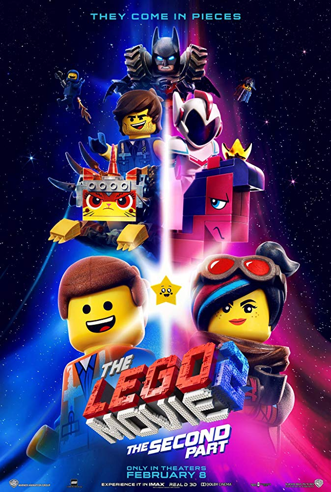 The Lego Movie 2 The Second Part 2019 1080p BluRay x264 TrueHD 7 1 Atmos-HDC
