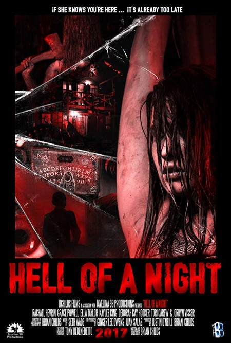 Hell Of A Night (2019) 720p WEBRip 800MB x264-GalaxyRG