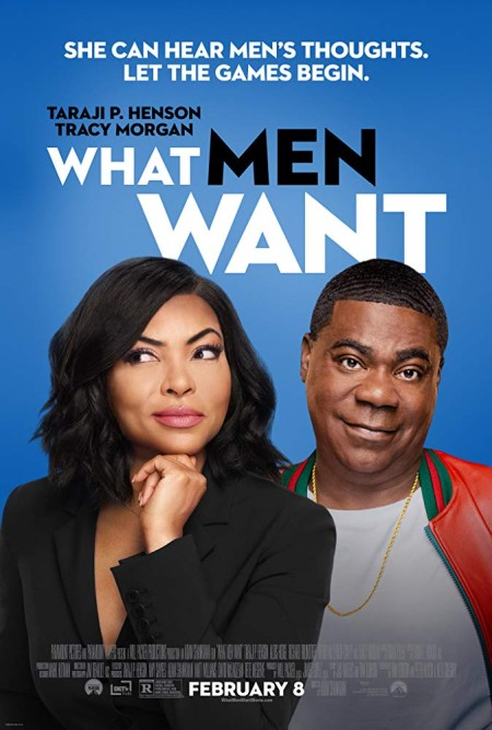 What Men Want (2019) HDRip XviD AC3-EVO