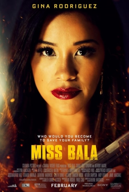 Miss Bala (2019) 720p BluRay 800MB x264  GalaxyRG