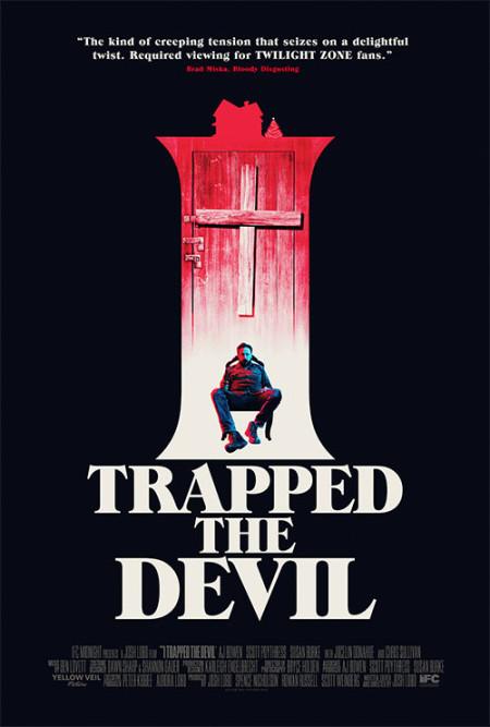 I Trapped The Devil (2019) HDRip XviD AC3-EVO