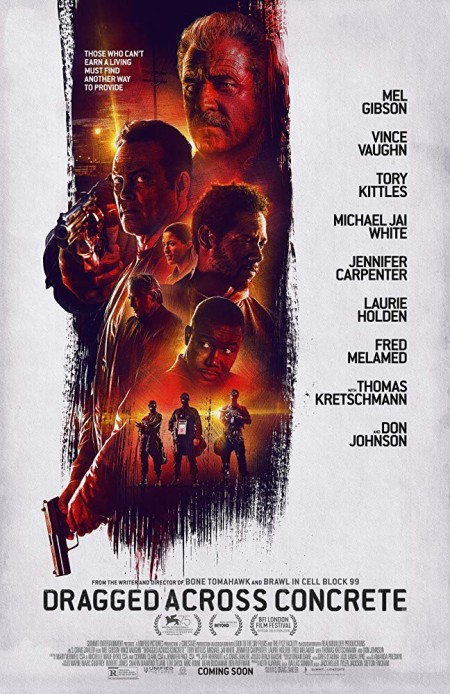 Dragged Across Concrete 2019 BDRip XviD AC3-EVO