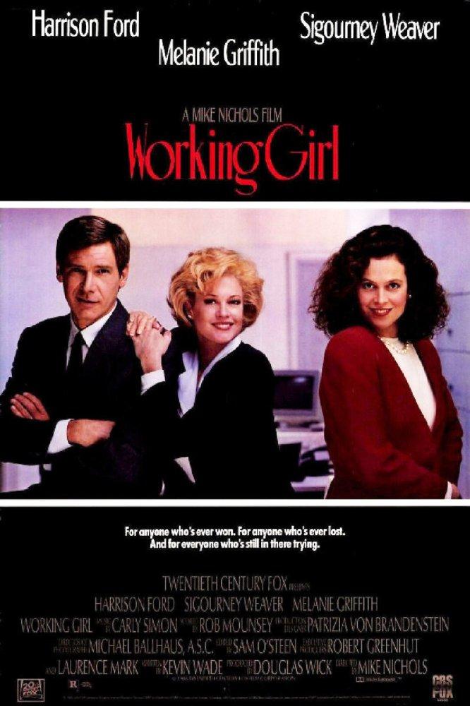 Working Girl 1988 720p BluRay x264-x0r