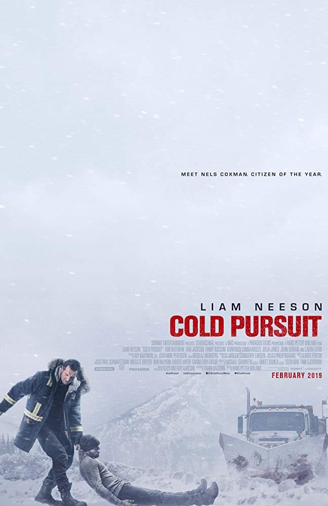 Cold Pursuit 2019 720p BluRay H264 AAC-RARBG