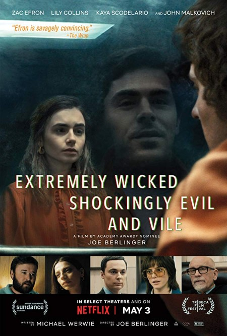 Extremely Wicked Shockingly Evil and Vile 2019 HDRip XviD AC3-EVO