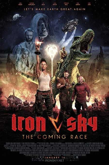 Iron Sky The Coming Race (2019) 1080p WEB-DL DD5.1 H264-CMRG