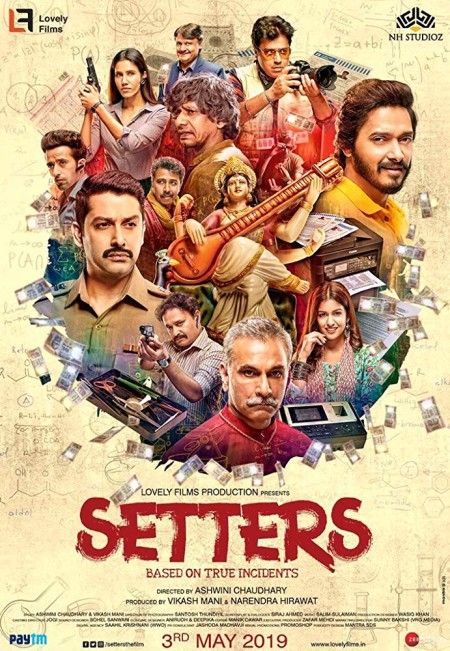 Setters 2019 Hindi Untouched PDVD CineVood Exclusive