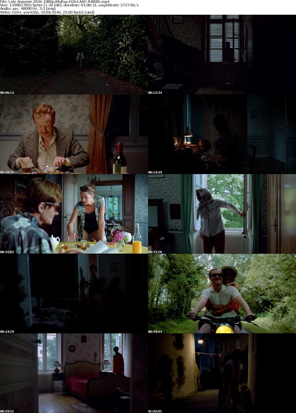 Late Summer (2016) 1080p BluRay H264 AAC-RARBG
