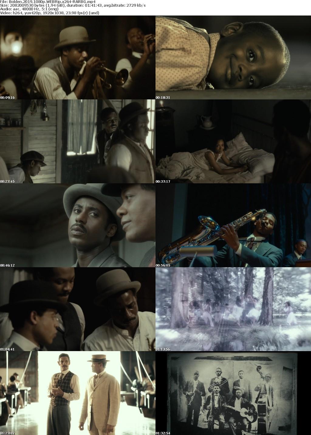 Bolden (2019) 1080p WEBRip x264-RARBG