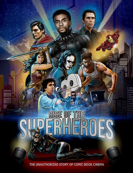 Rise of the Superheroes 2018 720p AMZN HDRip x264 AC3-ETRG