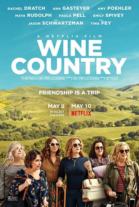 Wine Country (2019) 1080p NF WEB-DL DD5.1 H264-CMRG