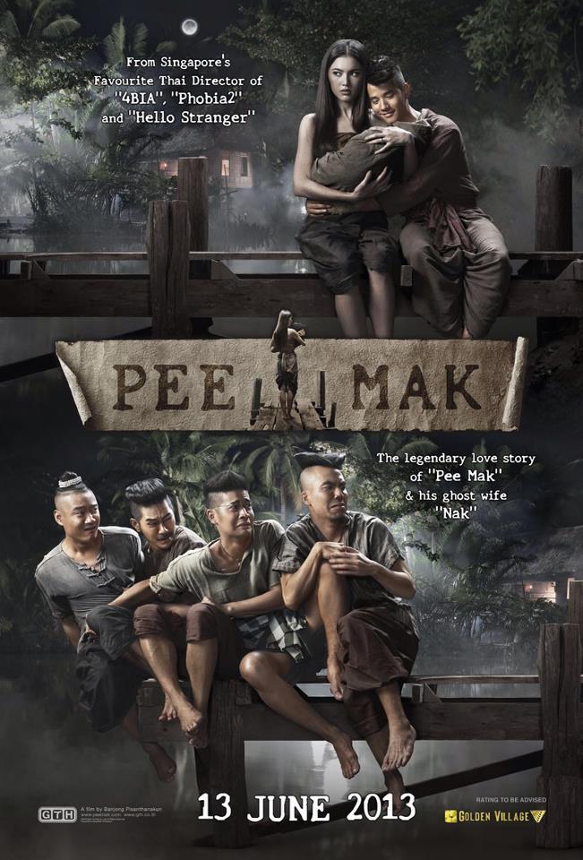Pee Mak Phrakanong 2013 THAI BRRip XviD MP3-VXT
