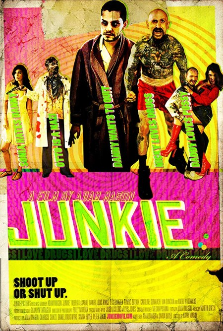 Junkie 2012 BRRip XviD MP3-XVID